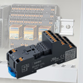 Push-in式SU系列 : 继电器插座