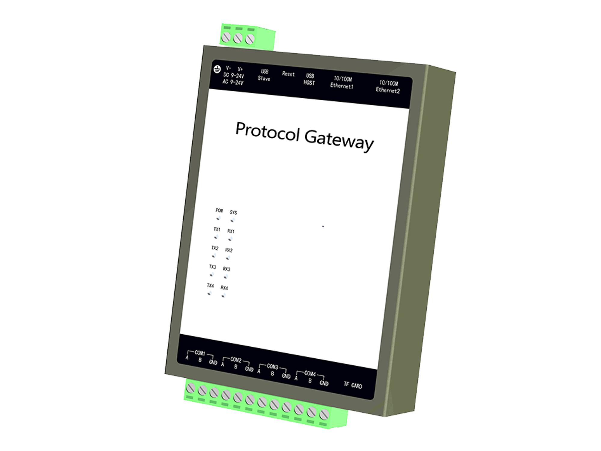 MOD2004-ARM(1024点通用型网关)