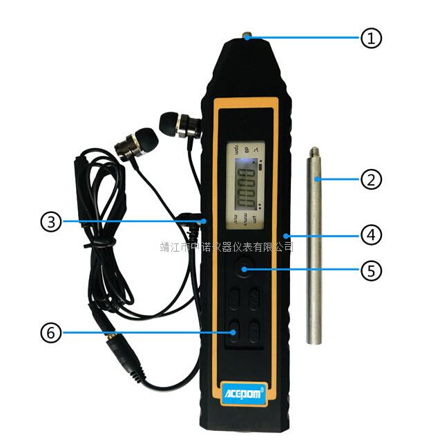 安铂阀门内漏检测仪ACEPOM247