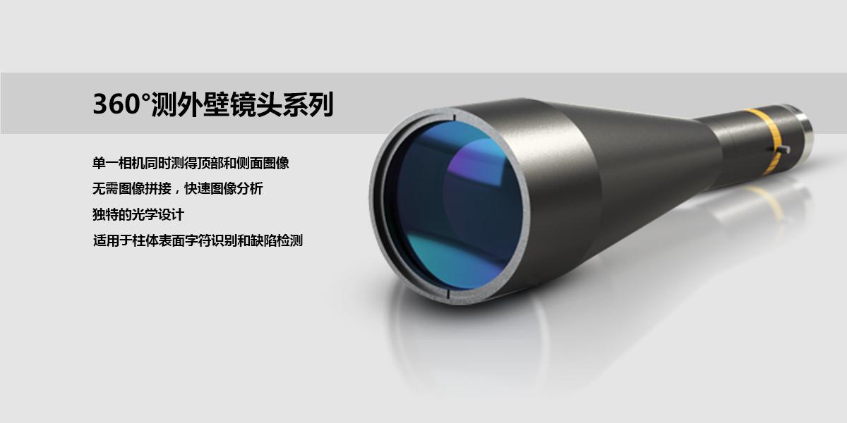 360°測外壁鏡頭系列
