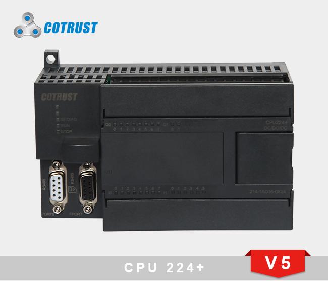 CPU224+,晶体管输出(214-1AD35-0X24)