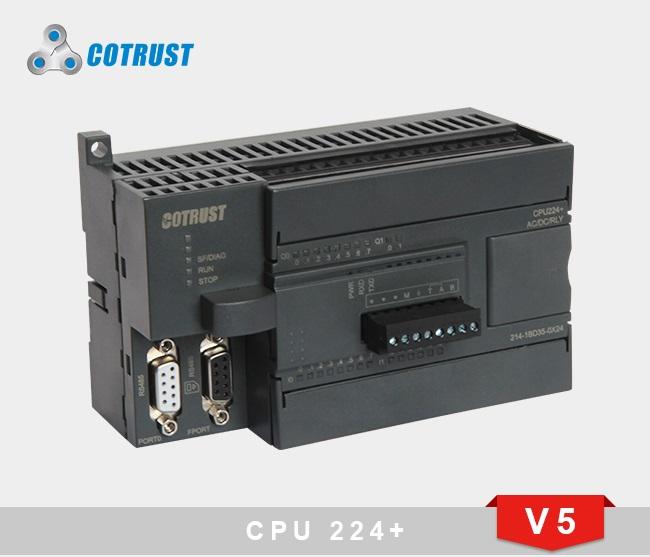 CPU224+,继电器输出(214-1BD35-0X24)