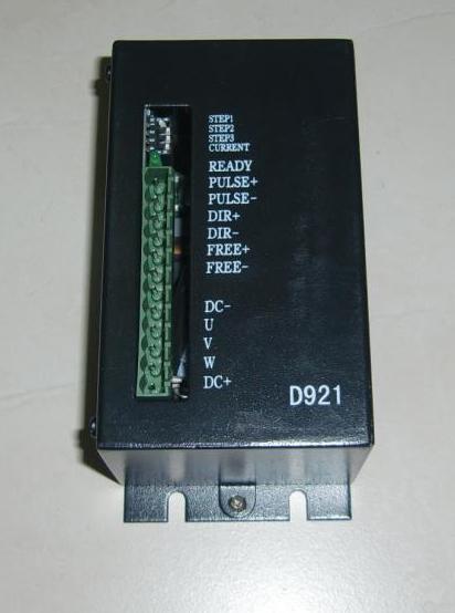 百格拉步进电机驱动器D921