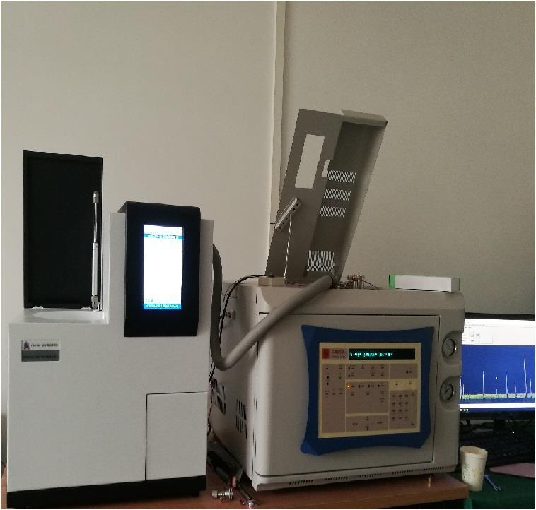 北京北分三譜ATDS-20A全自動二次熱解析儀廠家直供