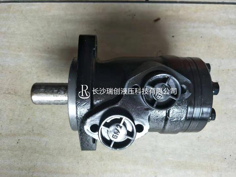 液压�l�盘低�{速大扭矩液压马达BMH 400 BMH-500摆线马达