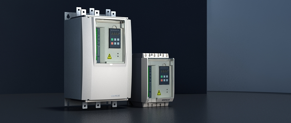 JJR5000智能型電機軟起動器