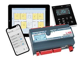 I/O 控制器与扩充模块 (L-IOB)