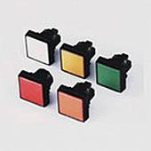 HN2P系列 :正方形指示灯