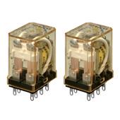 RM系列 : 小型继电器(2018/12/31起终止销售)
