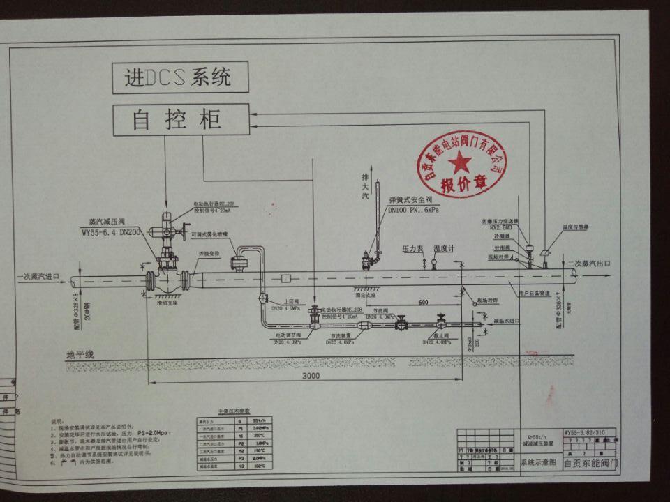 内蒙古减温减压器厂家