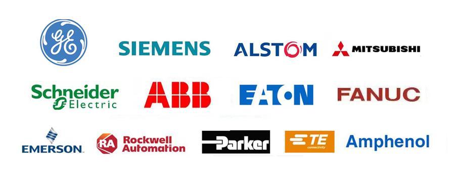 西門子、GE、ABB、三菱電機、歐姆龍、基恩士等業績報告