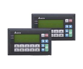 臺達TP04P系列文本顯示器