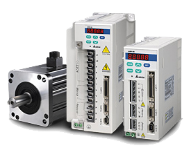 台达ASDA-AB系列标准型交流伺服电机