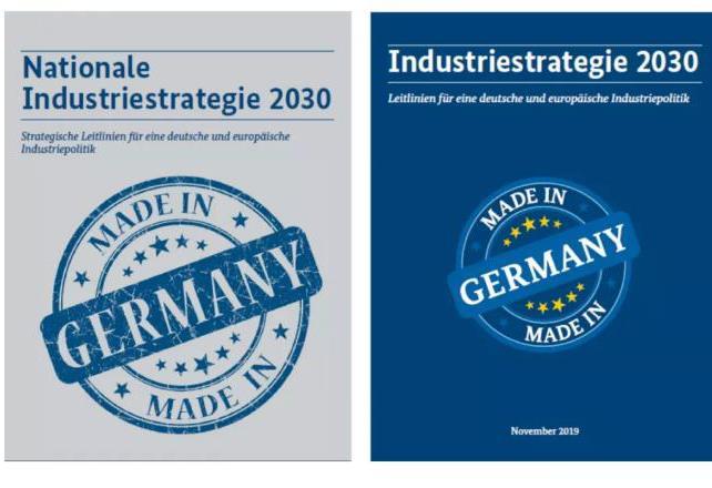 從《國家工業戰略2030》看未來中德在高科技領域的競爭