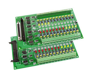 OME-DB-24P and OME-DB-24PD