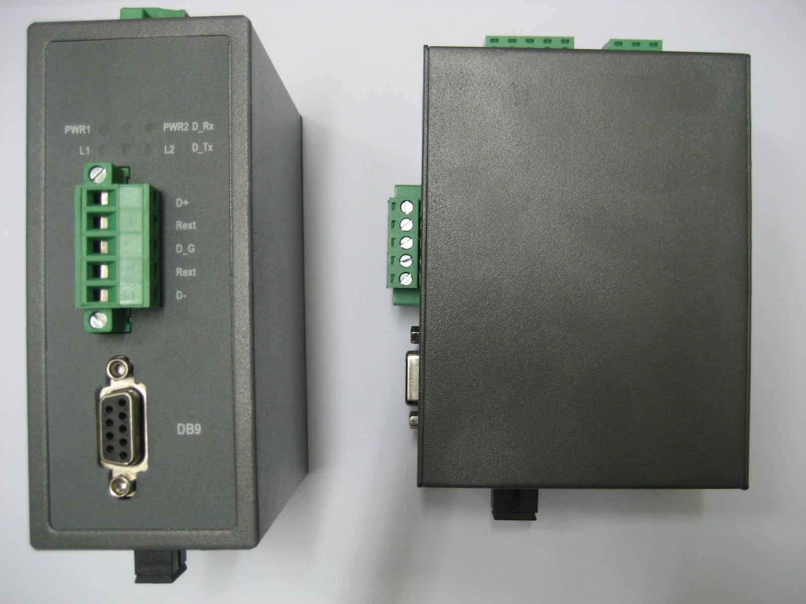 CAN485转光纤