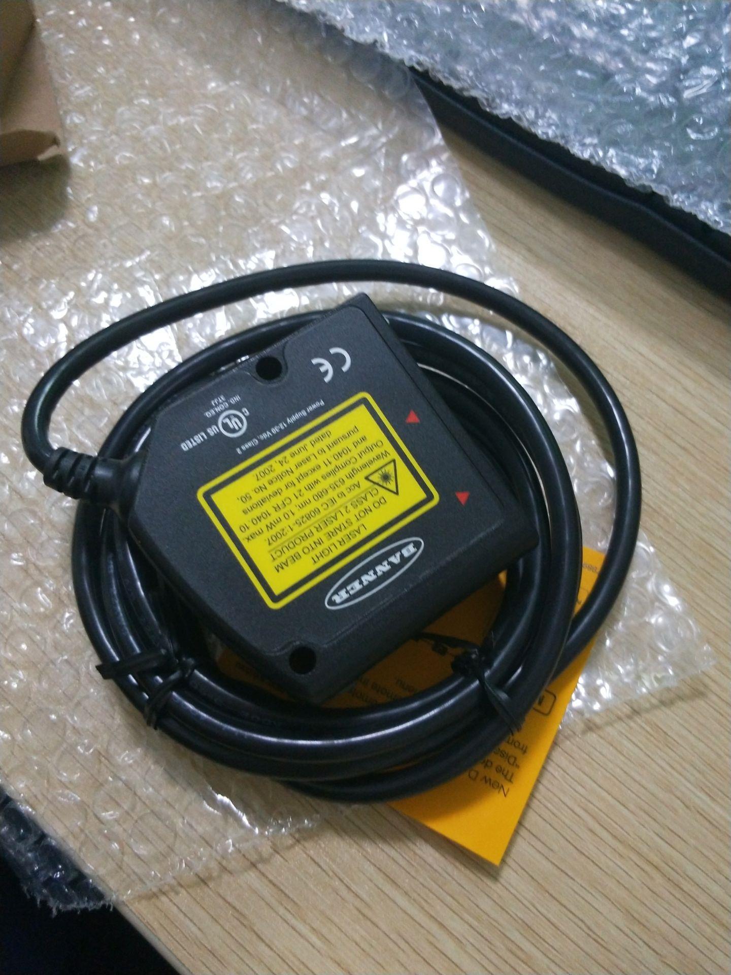 邦納光電開關SLM50N6Q邦納激光測距儀Q4XTBLAF300-Q8邦納傳感器S18-2VNDS-Q8