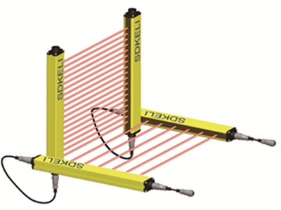 KS06型级连式光电保护装置
