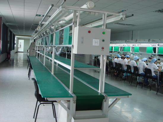 南京流水线皮带线