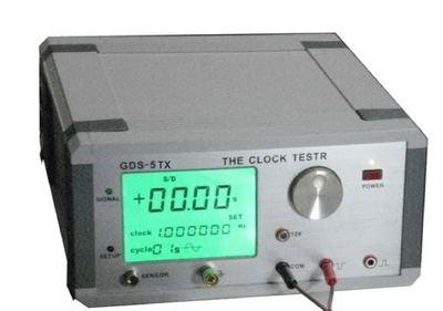 感应式晶振ppm测试仪