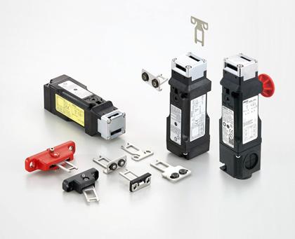 HS5L型2触点 :电磁式安全开关