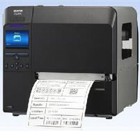 天津佐藤SATO CL6NX条码打印机智能宽幅标签打印机今博创