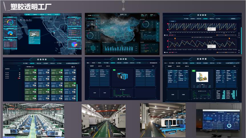 工业互联网-注塑行业数字透明工厂