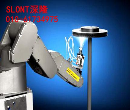 北京深隆STH3001打磨机器�? 自动化工业机器人 定制北京