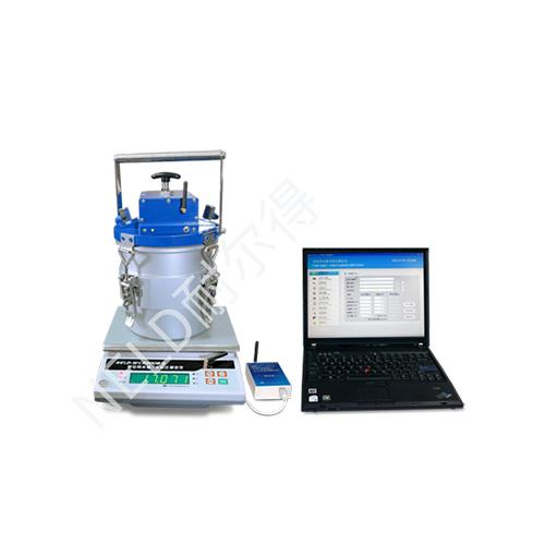 单位用水量及水胶比测定仪