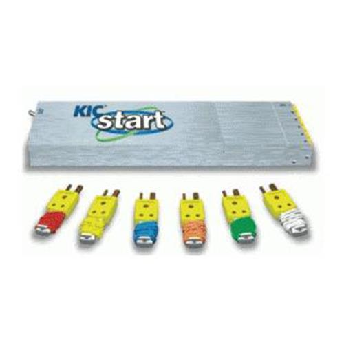 KIC炉温测试仪KIC START_6通道测温仪