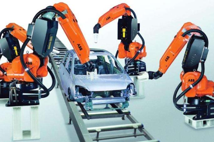 工业机器人专利申请量粤全国领先