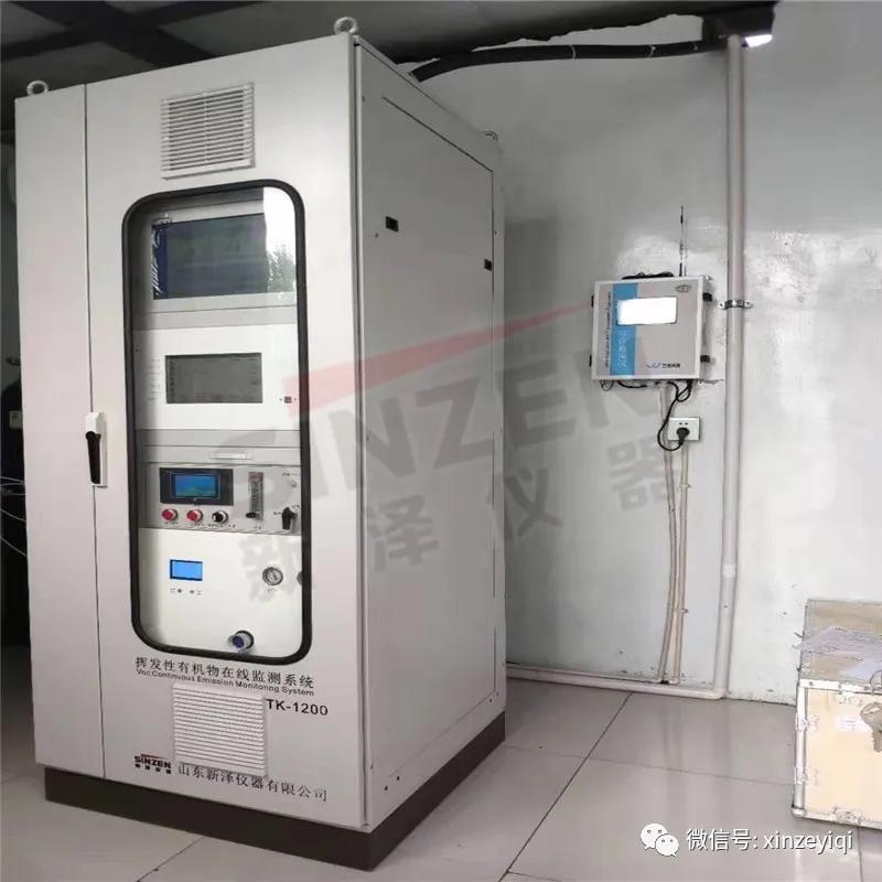 安装vocs挥发性有机物在线监测分析仪才可通过环评验收