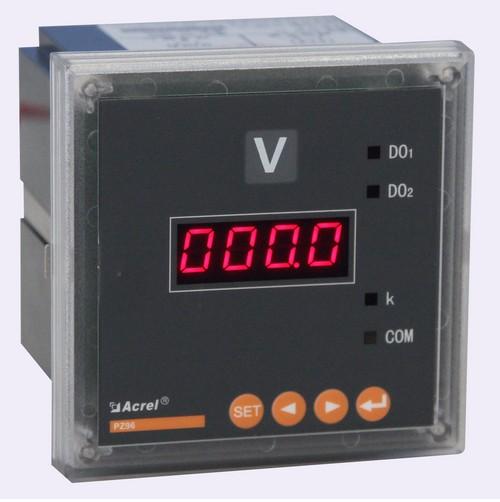 单相电压 LED显示 PZ96-AV/*
