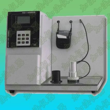 全自动生物柴油十六烷值测定器GB/T386