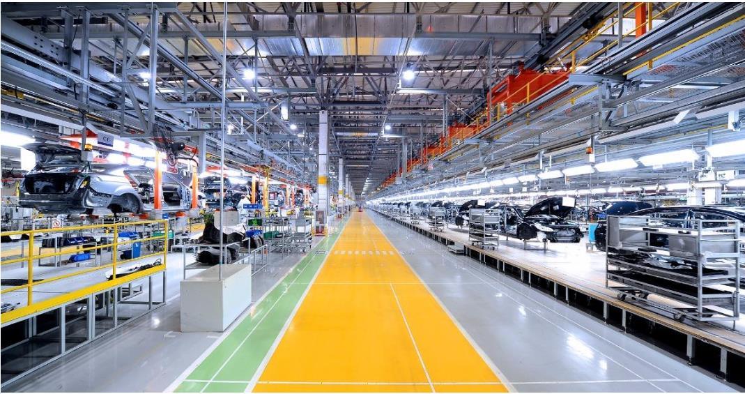 2019年深圳市机器人企业数量达757家   工业机器人产值822亿元