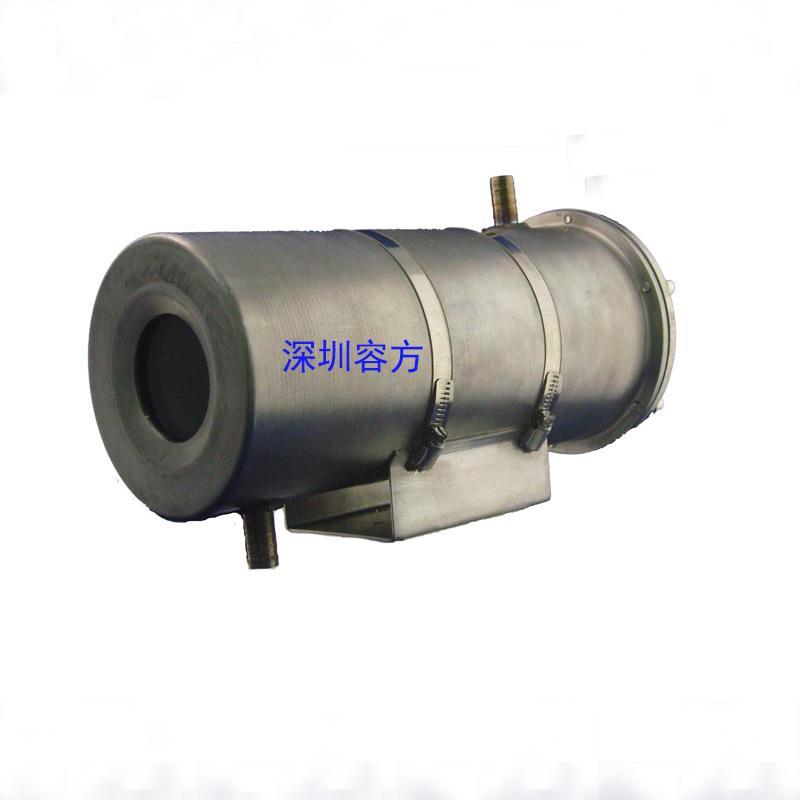 深圳容方耐高温水冷防腐防爆护罩