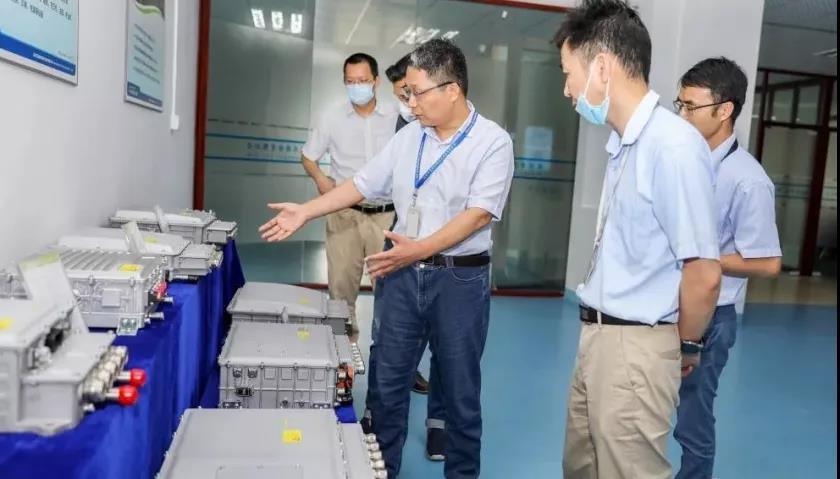 蓝海华腾联手比亚迪半导体探索新能源汽车更多可能