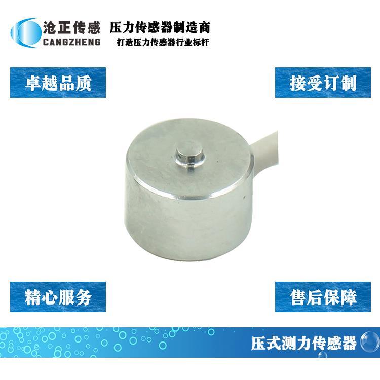 深圳沧正微型压力传感器测力传感器