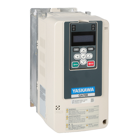 GA708用途特化专用变频器