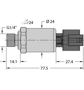 PT100R-2104-I2-DT043P