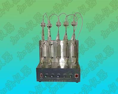 石油产品硫含量测定器(燃灯法)GB/T380