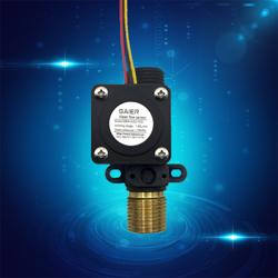 速热式霍尔流量开关 耐高温G1/2水流传感器