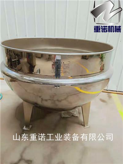 导热油蒸煮夹层锅 牛奶蒸煮夹层锅 卤菜蒸煮夹层锅