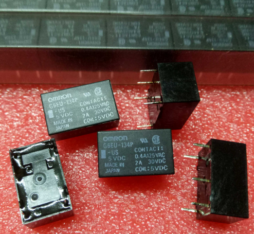 �Ƨ姆龙��电器G6E-134CL-US-24V ,  G6EU-134P-US-5V ,  G6EU-134P-US-12V ,
