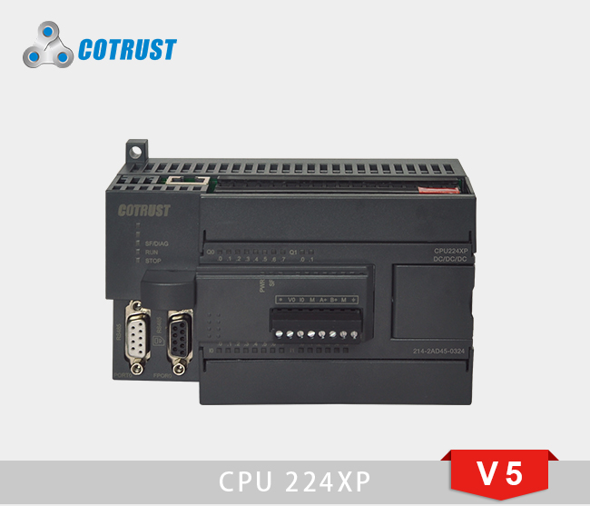 CPU224XP,晶体管输出(214-2AD45-0324)