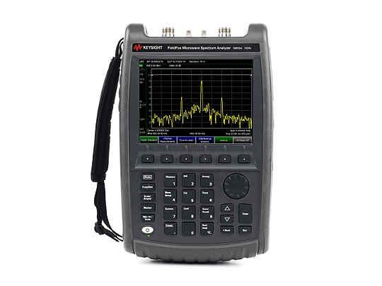 KEYSIGHT N9938A FieldFox 手持式微波频谱分析仪