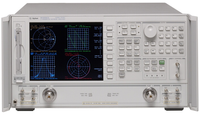 8720ES网络分析仪 Agilent