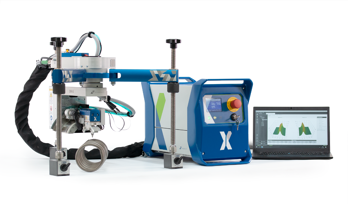 Xstress DR45便携式X射线残余应力分析仪
