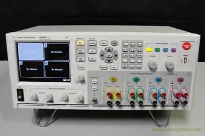 安捷伦N6705A 直流电源分析仪