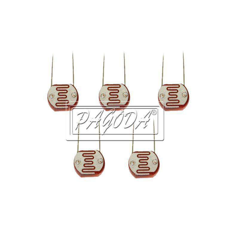 供应环氧树脂胶封装贴片光敏电阻